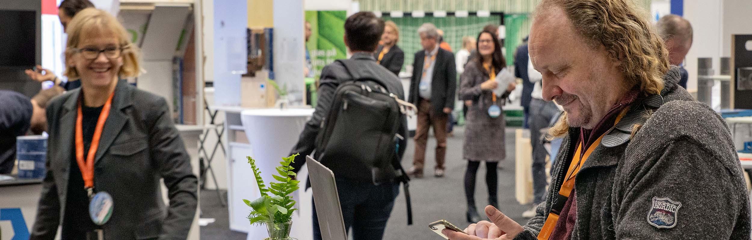 Passivhus- och hållbarhets-konferensen 24-25 okt 2019 i Laholm